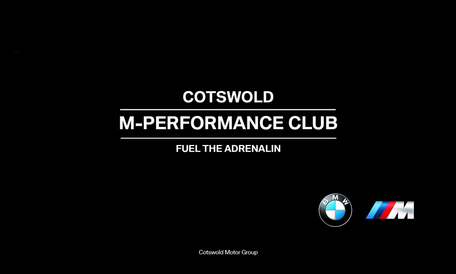 M-Performance Club by Cotswold Motor Group.