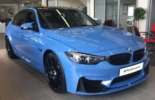 Yas M3 front side